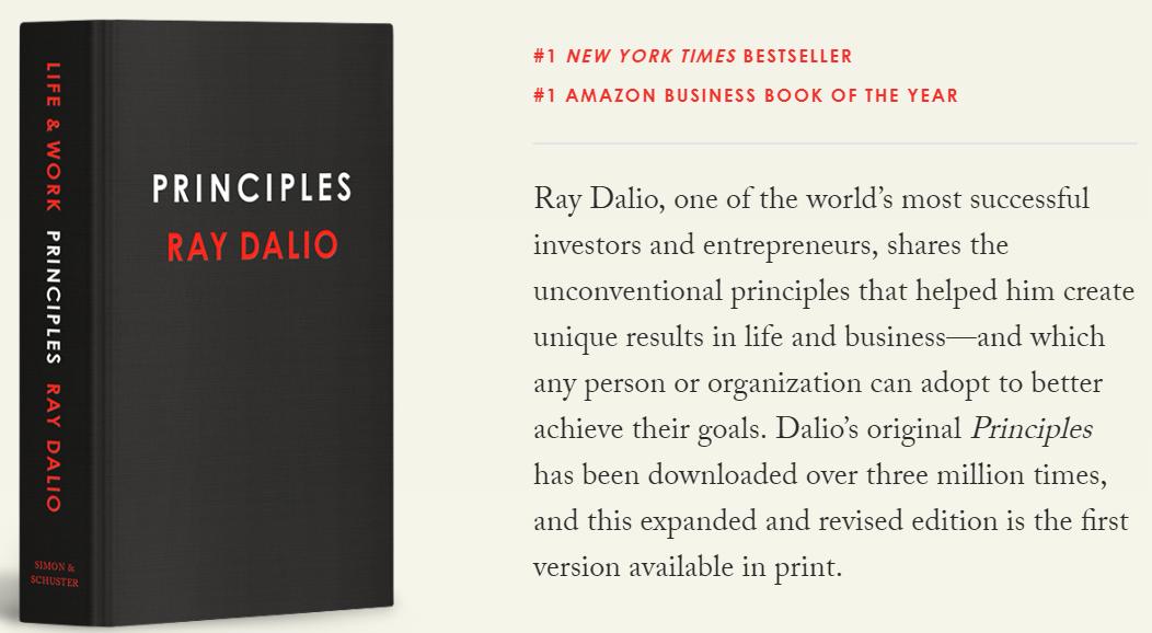 principles by ray dalio principles pdf
