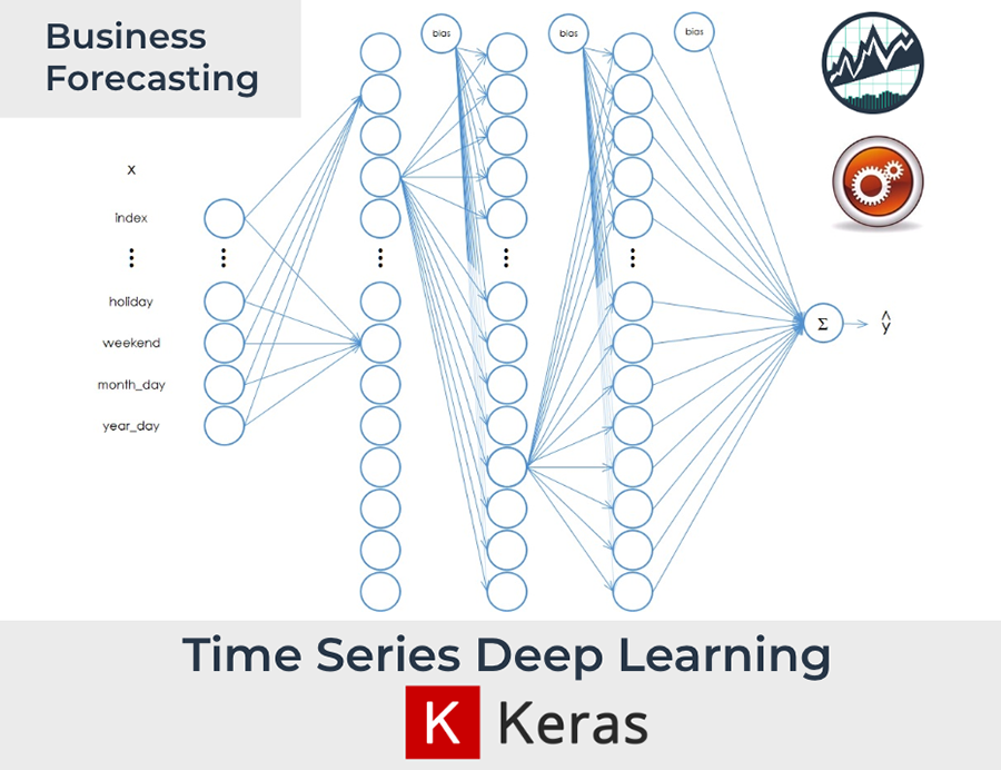 Time Series Analysis for Business Forecasting with Artificial Neural Networks