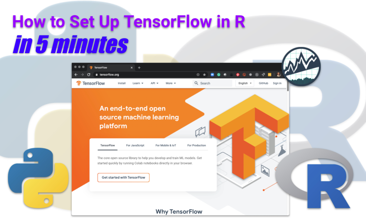 How to Set Up TensorFlow 2 in R in 5 Minutes (BONUS Image Recognition Tutorial)